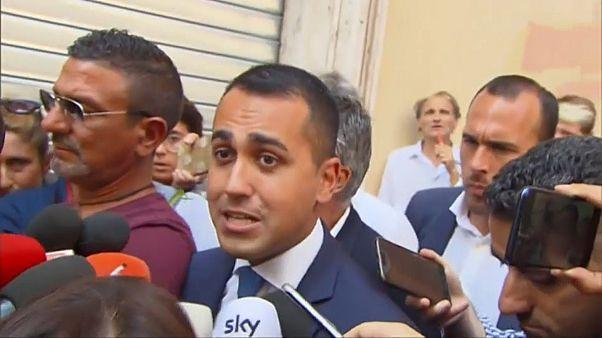 Optimismo en Italia ante una posible coalición que resuelva la crisis política