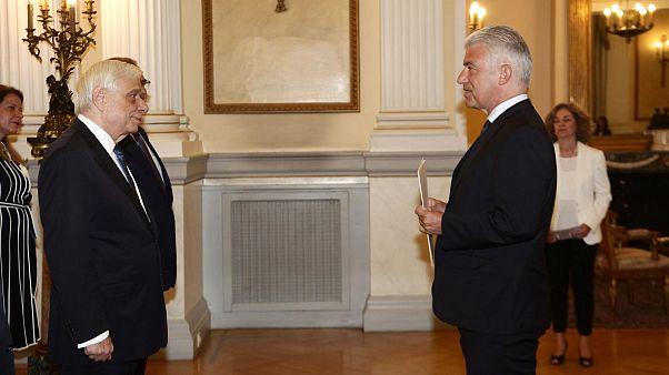 Ο νέος Γερμανός πρέσβης μας συστήνεται με ένα βίντεο - ύμνο στην Αθήνα