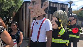 """Anti-G7-Aktivisten: """"Der Gipfel ist ein Witz"""""""