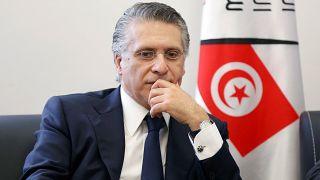 Tunus'ta cumhurbaşkanı adaylarından medya patronu Nebil el Karvi tutuklandı