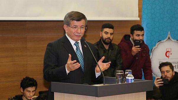 Davutoğlu 'hain ve ihanet' suçlamalarına yanıt verdi: Bu gidişe itirazımız var