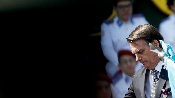 برزیلیهای ناراضی از سخنان رییس جمهوری: برژیت، ببخش!