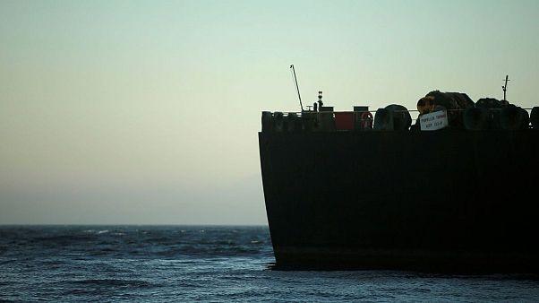 نفتکش آدریان دریا ۱ به سمت ترکیه تغییر مسیر داد