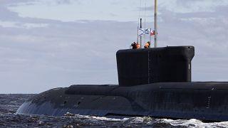 غواصة نووية روسية يوري دولجوروكي