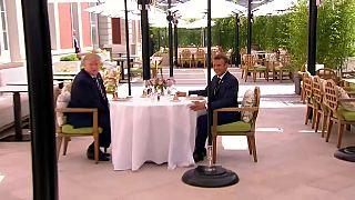 Las tensiones crecen ante la cumbre del G7 de Biarritz