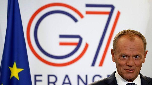 دونالد توسک، رئیس شورای اروپا