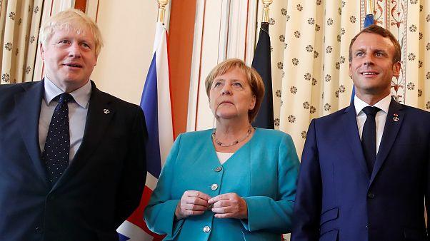 Johnsons G7-Premiere: Verhandeln über den EU-Austritt