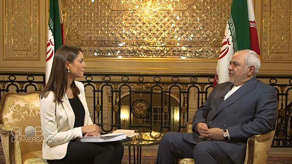 محمد جواد ظريف، وزير الخارجية الإيراني