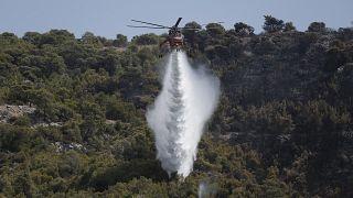 Πυροσβεστικό ελικόπτερο