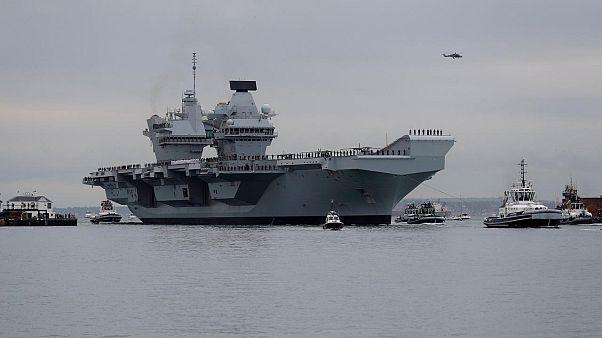 بریتانیا کشتی جنگی دیگری را روانه خلیج فارس میکند
