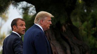 Protecionismo isola Trump no G7
