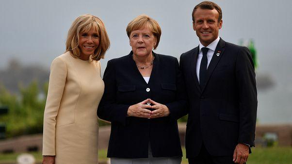 Comienza la cumbre del G7 de Biarritz marcada por los enfrentamientos