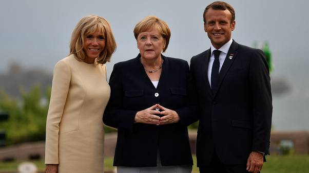 G7: Χαμόγελα, φιλοφρονήσεις και μεγάλες διαφωνίες