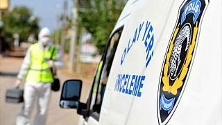 Kastamonu'da eşi tarafından bıçaklanan adam ağır yaralandı