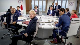 G7 Zirvesi: İran Dışişleri Bakanı Cevad Zarif'ten sürpriz G7 ziyareti