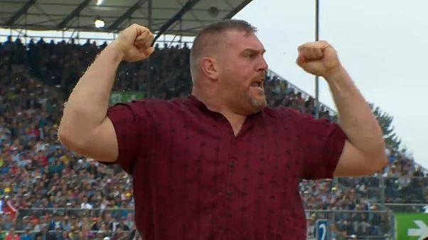 Christian Stucki ist Schwingerkönig 2019