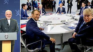 Ministro dos Negócios Estrangeiros do Irão convidado para cimeira de Biarritz