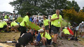 PGA-Tourfinale: Sechs Verletzte nach Blitzeinschlag