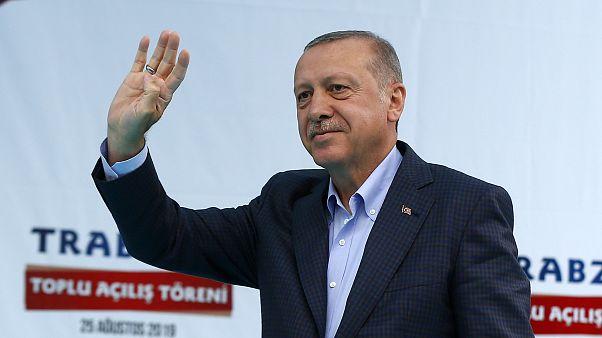 Cumhurbaşkanı Recep Tayyip Erdoğan