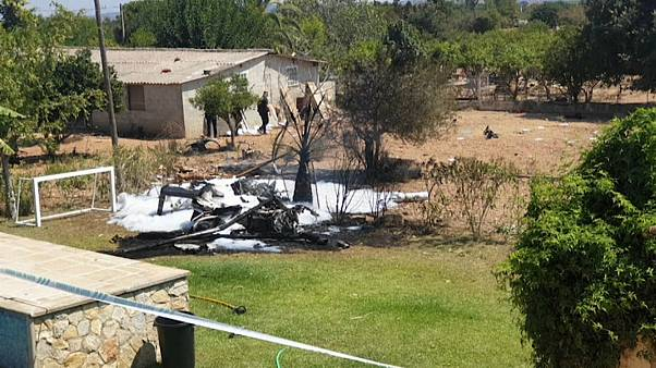 Flugzeug und Helikopter stoßen über Mallorca zusammen: Deutsche unter den Todesopfern vermutet