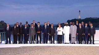 G7: Visita surpresa do Irão