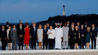 Ολοκληρώνεται η σύνοδος της ομάδας G7