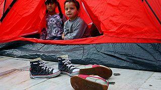 Συνεχίζονται οι αφίξεις προσφύγων και μεταναστών στα νησιά του Αιγαίου
