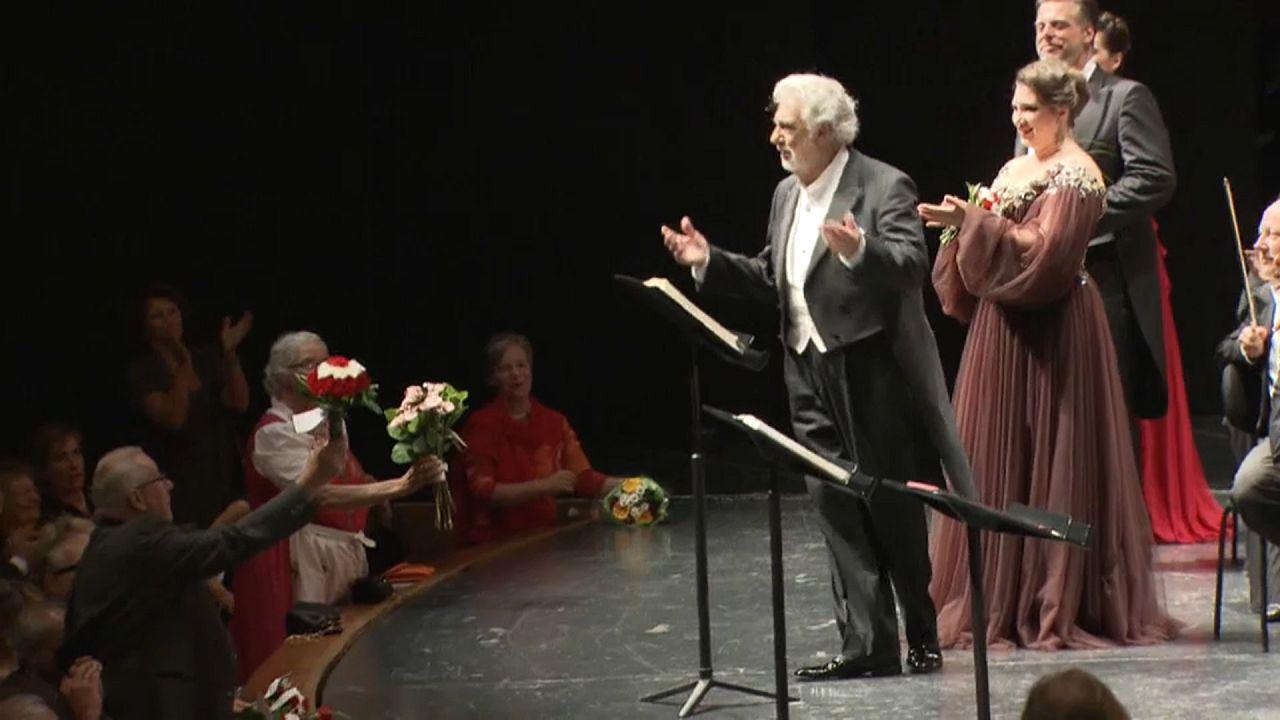 Salzburg: Solidarischer Applaus für Plácido Domingo