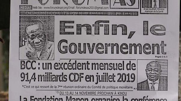 R.D.Congo : un gouvernement de... 66 membres