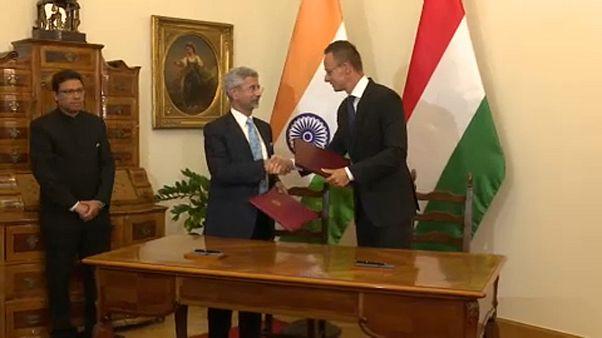 Magyar-indiai filmipari együttműködés