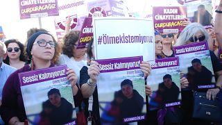 Kadına Yönelik Şiddete Karşı Mücadele günü: İstanbul Sözleşmesi'nin yükümlülüklerine uyuluyor mu?