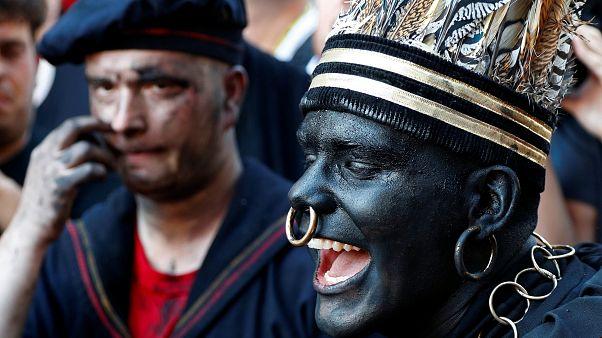 """بلجيكا: انطلاق مهرجان """"الوجه الأسود"""" وسط مطالباتٍ بإزالته من قائمة الـ""""يونسكو"""""""