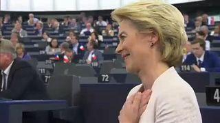 Ursual von der Leyen afronta el rompecabezas de formar la nueva Comisión Europea