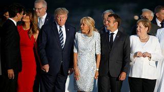 In vino veritas? E se la vera notizia del G7 fosse lo sguardo tra Melania e Trudeau
