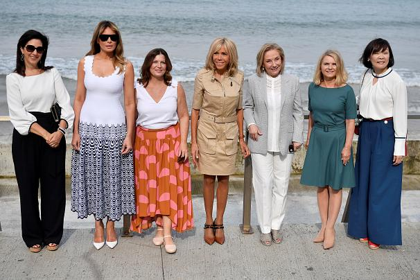 Readout from First Lady Melania Trump's Visit to Biarritz, France