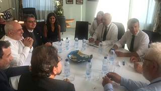 Ροχανί: «Θα συνεχίσουμε να συζητάμε με τις δυτικές χώρες»