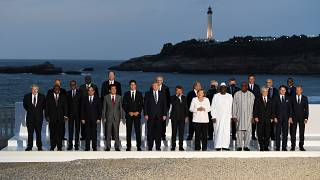 G7 live: Climate change, trade discussions for final day of summit in Biarritz
