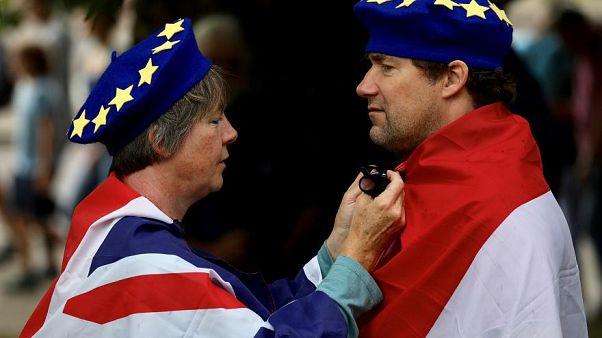 Briten in Europa | So schadet ein No-Deal-Brexit britischen Bürgern, die in der EU leben