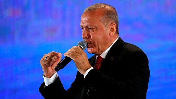 اردوغان: نیروهای نظامی ترکیه به زودی وارد شمال سوریه میشوند