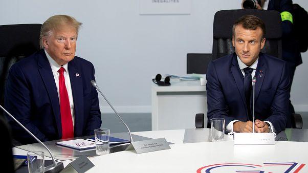Macron: Trump wird Rohani treffen - G7 hat es möglich gemacht