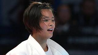 Double gold as Japanese judokas dominate Day 2 of World Championships
