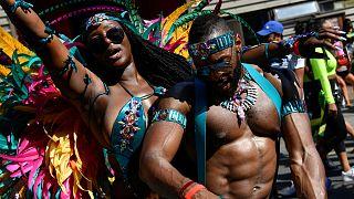 شاهد: لندن تحتفي بموروثها الكاريبي في كرنفال نوتينغ هيل