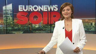 Euronews Soir : l'actualité du lundi 26 août 2019