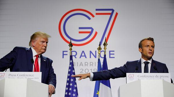 """Réintégration de la Russie au G7 : """"Pas de consensus"""""""