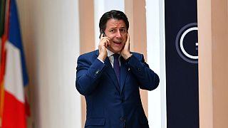 بحران سیاسی ایتالیا؛ تقویت احتمال صدارت کنته در دولت ائتلافی «ضد سالوینی»