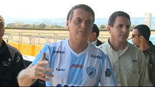 Bolsonaro desconfia da ajuda do G7