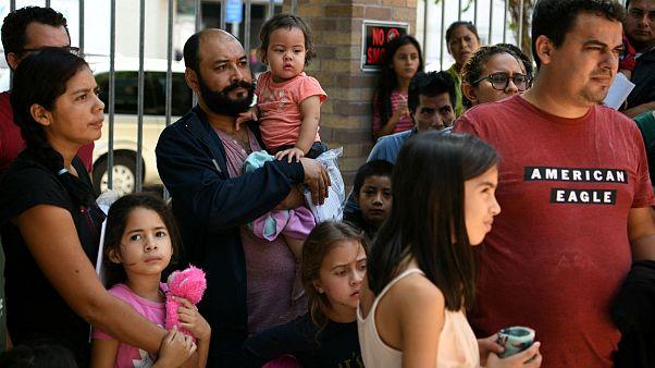 شکایت ۱۹ ایالت آمریکا از ترامپ به دلیل بازداشت نامحدود مهاجران