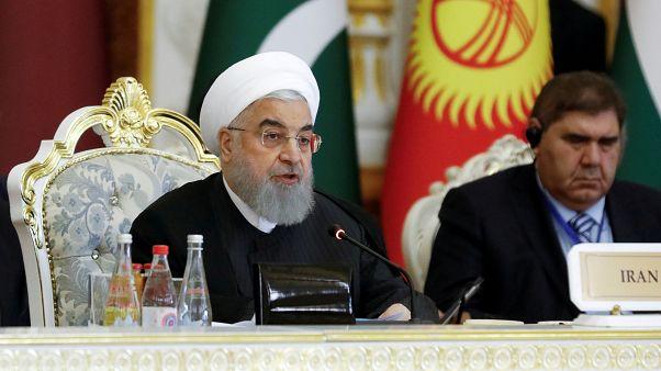 Ruhani'den ABD'ye müzakereler için 'yaptırımları kaldırın' ön şartı