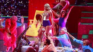 MTV Video Music Awards: trionfano Swift e Eilish
