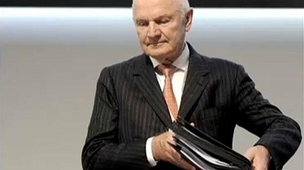Antigo líder da Volkswagen Ferdinand Piëch morre aos 82 anos